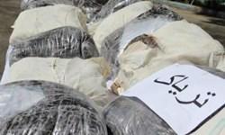 کشف ۱۳۱ کیلو تریاک دپو شده در یزد