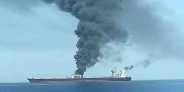 ناوگان پنجم نیروی دریایی آمریکا: از حادثه نفتکش ایرانی مطلعیم