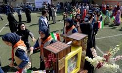 رتبه نخست فارس در جشن عاطفهها