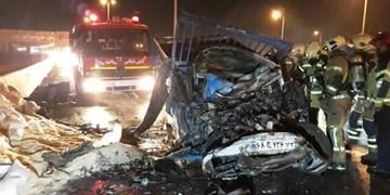 تصادف مرگبار در تایباد