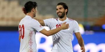 انصاری فرد سومین گلزن برتر انتخابی جام جهانی در آسیا شد