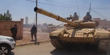 آغاز حرکت ارتش سوریه به شمال این کشور برای مقابله با نیروهای ترکیه