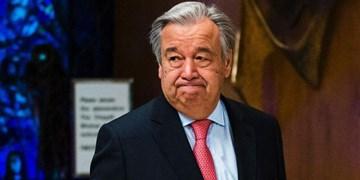 گوترش: از دیدن خشونتها در کشورِ میزبان سازمان ملل بسیار دل شکستهام