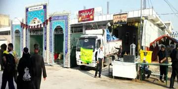 ادارات خراسان شمالی برای برپایی مواکب اربعین کمک میکنند