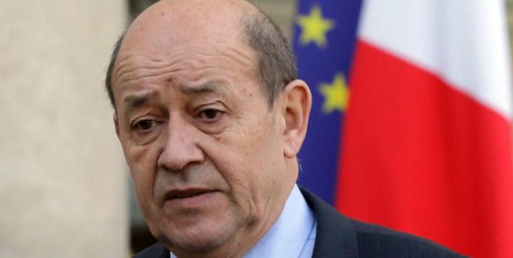 وزیر خارجه فرانسه: برجام در خطر است