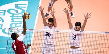 المپیک توکیو| پخش آهنگ ایرانی در محل برگزاری بازی والیبال ایران و لهستان+عکس و فیلم