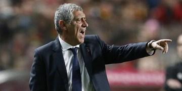 سانتوس: شروع بدی مقابل فرانسه داشتیم/در نیمه دوم تیم برتر میدان بودیم