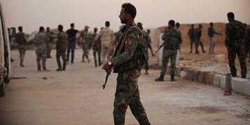 استقرار نیروهای ارتش سوریه در شهر منبج