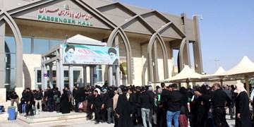 مشتاقان زیارت اربعین بدون ویزا پشت مرزها/ ناامیدی در مرامشان نیست! +فیلم