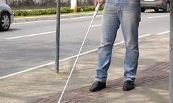 حقوق مُسلم و مشکلات نابینایان را ببینیم