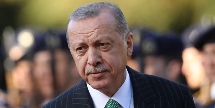 اردوغان: حدس میزنیم چه کسانی پشت تظاهراتهای عراق است