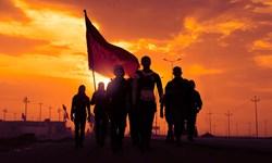 پیاده روی حرم تا حرم در اردبیل برگزار میشود/عزادارای هیئات و دستجات عزاداری در روز اربعین