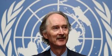 نماینده سازمان ملل در امور سوریه وارد دمشق شد