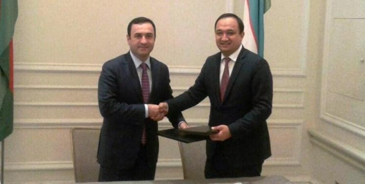 ازبکستان و آذربایجان تفاهمنامه همکاری گردشگری امضا کردند