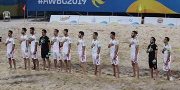 شوک AFC به فوتبال ساحلی؛ ایران از حضور در جام جهانی کنار گذاشته شد