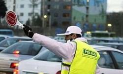 آمادگی پلیس راهور کرمانشاه برای پوشش ترافیکی مسیرهای منتهی به شعب اخذ رای