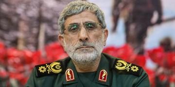 سردار قاآنی: مقاومت مردم عراق در برابر داعش محصول هوشمندی و درایت آیتالله سیستانی است