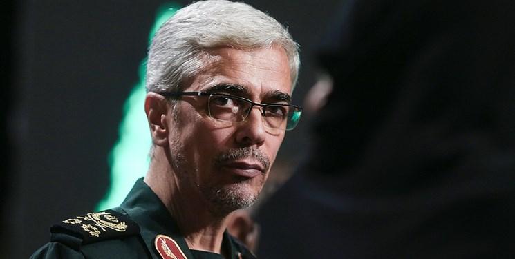 سرلشکر باقری: نیروهای مسلح بساط گروههای ضد انقلاب مسلح را جمع خواهند کرد