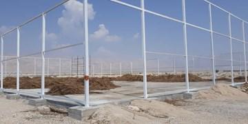 تکلیف پروژه زمین چمن خاوران را یکسره کنید