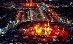 نماهنگ «اربعین » با مداحی حاج ابراهیم رهبر