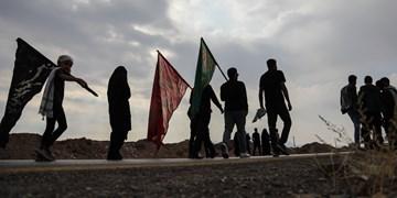 پیادهروی جاماندگان اربعین حسینی در اردبیل برگزار میشود