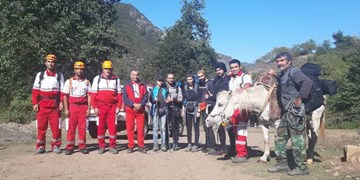 گمشدگی ۵ گردشگر در ارتفاعات علیآبادکتول گلستان