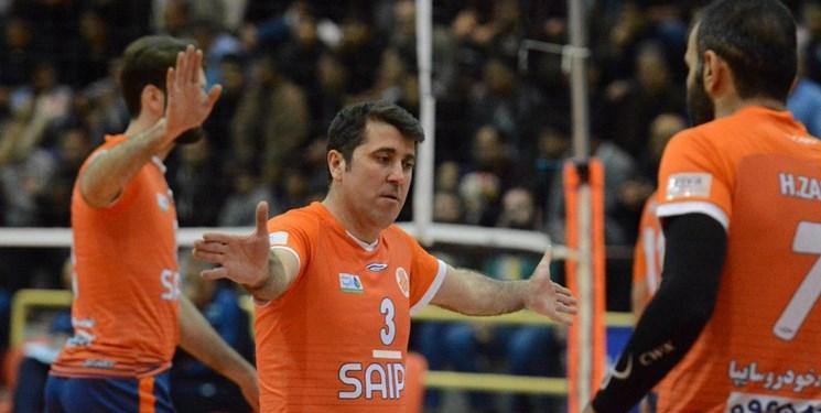 حسینی: کرونا نامرد است/ حالم خوب شود به تمرینات برمیگردم