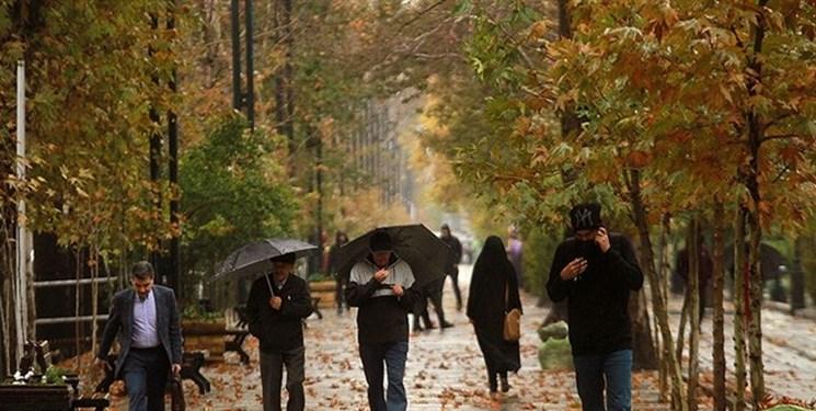 بارش باران تا اوایل هفته آینده در ایلام ادامه دارد