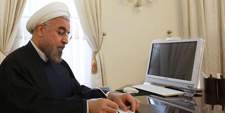 روحانی فرارسیدن روز ملی جمهوری اسلوونی را تبریک گفت