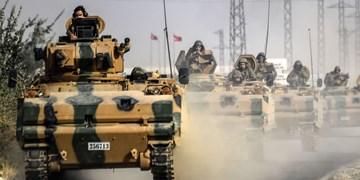 حمله ترکیه به جنوب «راسالعین» در شمال سوریه