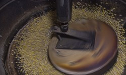 فیلم| نخود چگونه نخودچی میشود/ نخود آجیل دنیا در ممقان تولید میشود