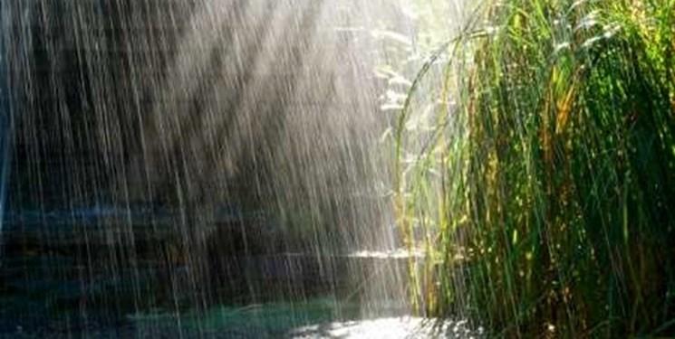 رگبار و رعد برق در گیلان و احتمال بارش تگرگ در ارتفاعات