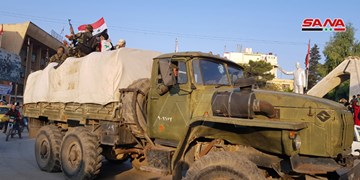 درگیری شدید ارتش سوریه و ترکیه در ریف «راسالعین»