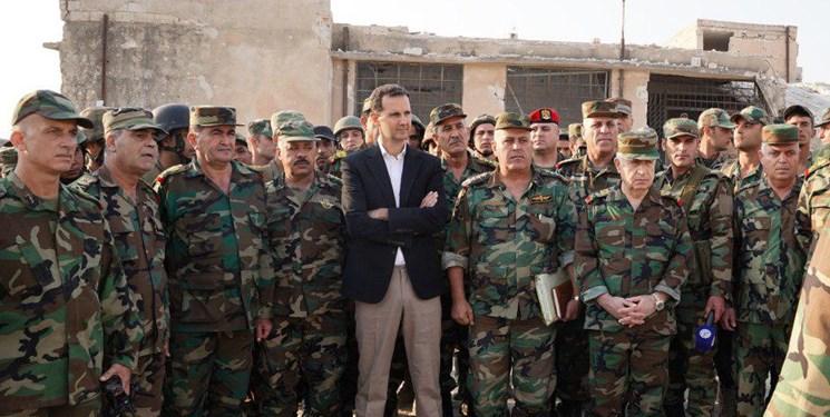 ارتش سوریه: آماده پاسخ به حملات ترکیه هستیم