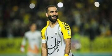 غیبت کاپیتان سپاهان در اردوی تهران/ نویدکیا در انتظار تعامل کیانی و مدیران