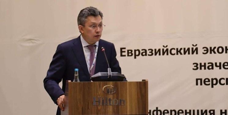20 میلیارد دلار تجارت متقابل کشورهای عضو اتحادیه اوراسیا طی 3 سال