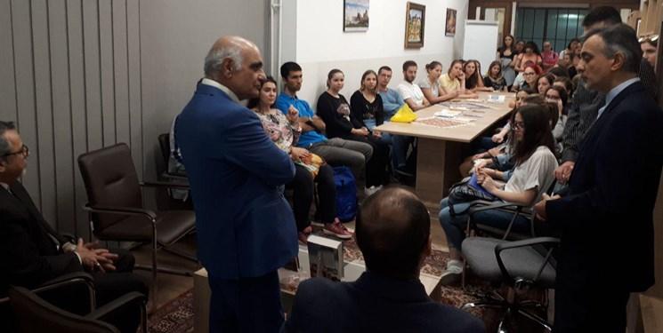 رونمایی از قصههای مجید در بلگراد/ مرادی کرمانی: یادگیری زبان، راهی برای شناخت فرهنگ است