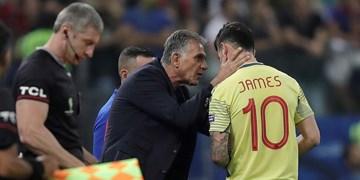 انتخابی جام جهانی-آمریکای جنوبی  فرار شاگردان کیروش از باخت مقابل شیلی/پیروزی آرژانتین و برزیل مقابل رقبا