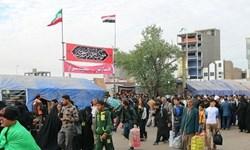 ارائه خدمات شبانهروزی 68 موکب  فارس در پیادهروی اربعین