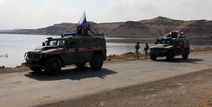 گشتزنی پلیس نظامی روسیه در شرق فرات/ روسها وارد عینالعرب شدند
