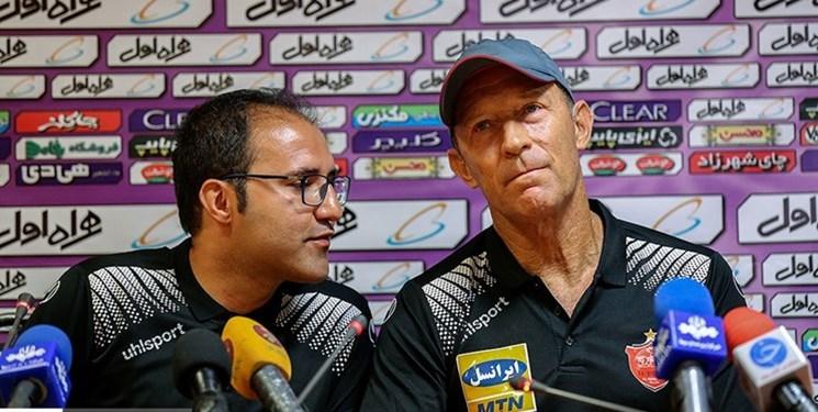 کالدرون به نشست خبری بازی با شاهین شهرداری بوشهر نمیرسد