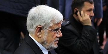 عارف: حاضریم از مردم عذرخواهی کنیم/ هیچ گاه منکر حمایت از روحانی نشدیم