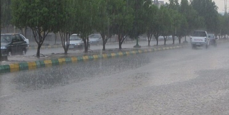 احتمال رگبار پراکنده در برخی مناطق خوزستان