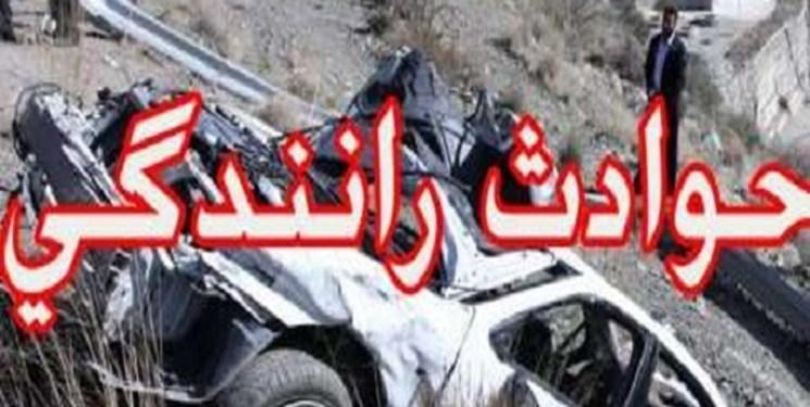 تصادف جادههای امروز خوزستان 8 کشته و 2 مصدوم برجای گذاشت
