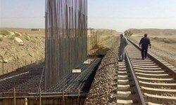 تامین مالی پروژه راه آهن اردبیل بهموقع انجام میشود