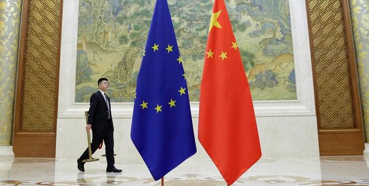 حجم مبادلات تجاری چین با اتحادیه اروپا برای نخستین بار از آمریکا پیشی گرفت