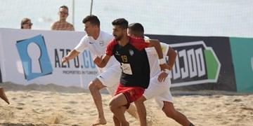 صعود شاهین به جمع ۸ تیم برتر فوتبال ساحلی جهان