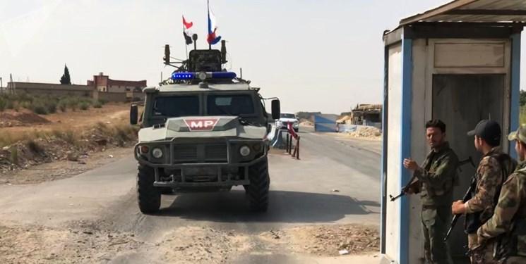 300 پلیس نظامی روسیه، وارد سوریه شدند