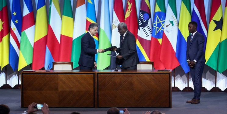 اتحادیه اقتصادی اوراسیا و آفریقا سند همکاری امضا کردند