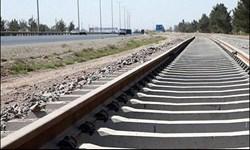 پیشرفت ۸۰ درصدی عملیات اجرایی قطعه سوم قطار برقی مشهد - گلبهار